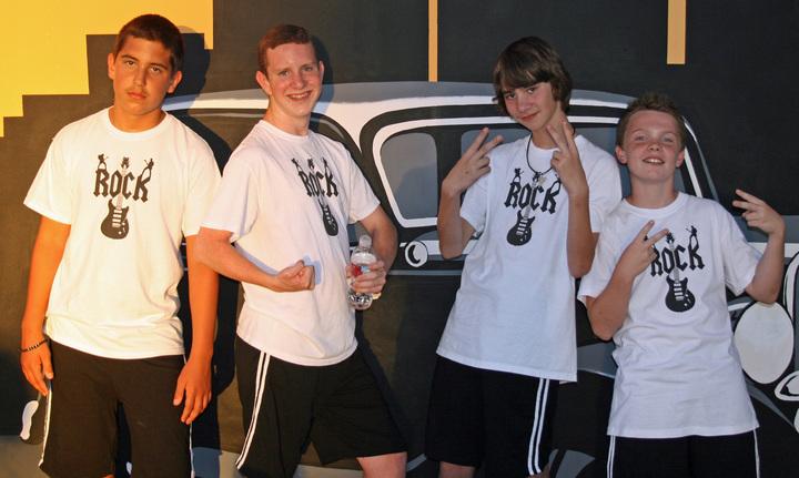 Ca State Fair Boys T-Shirt Photo