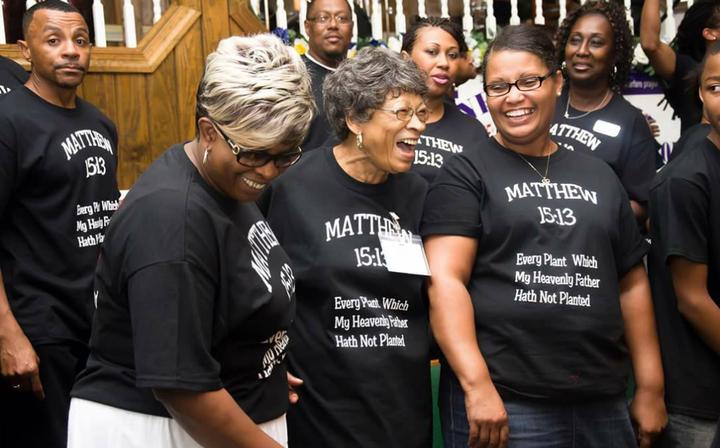 Greater Canaan Land Church Joynite T-Shirt Photo