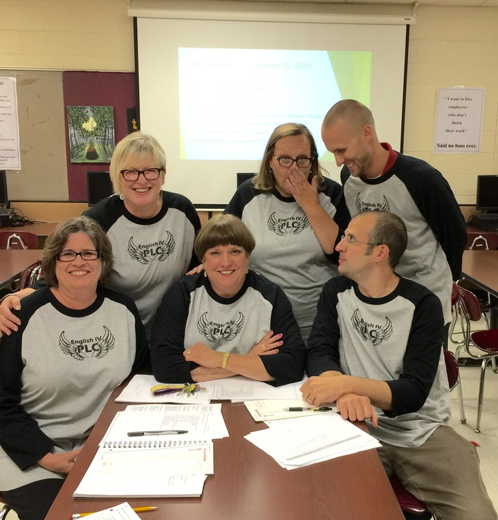 The English Iv Professional Learning Community T-Shirt Photo