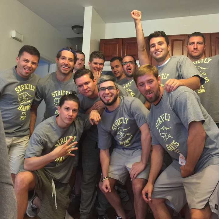 Shhfl 2015 Draft T-Shirt Photo