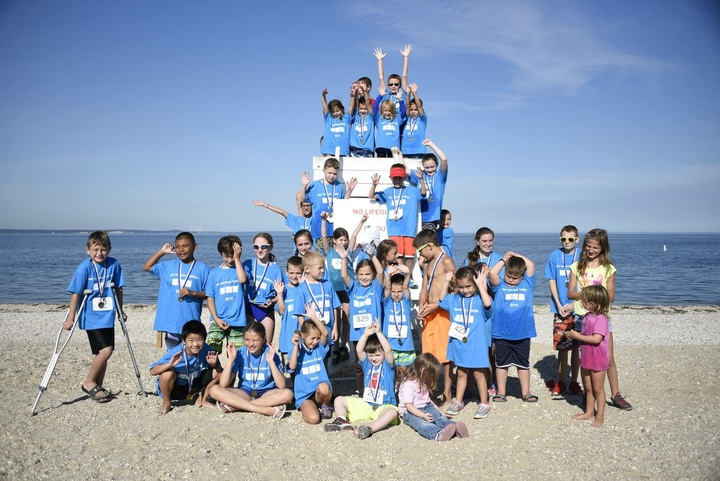 Mini Maniacs 2nd Annual Triathlon T-Shirt Photo
