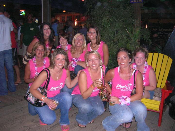 Steph's Bachelorette Babes T-Shirt Photo