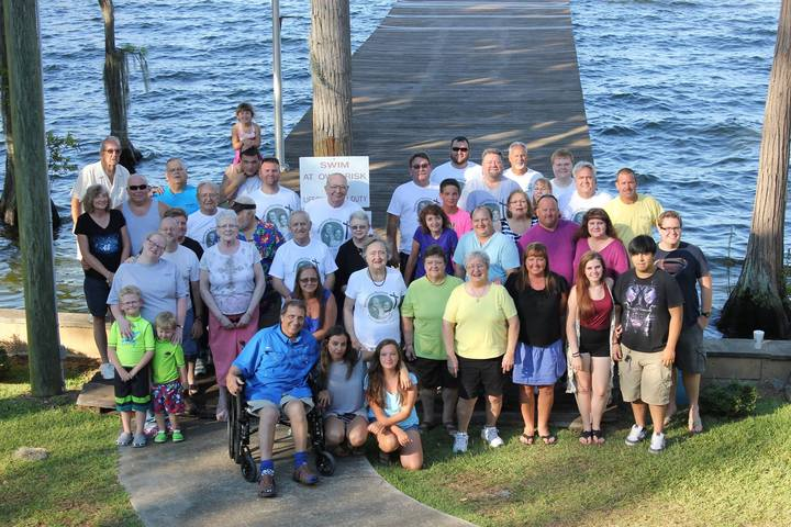 Stephenson Family Reunion 2015 T-Shirt Photo