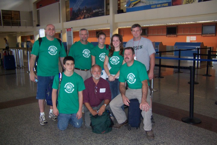 Dominican Republic Short Term Missions Trip 2008 T-Shirt Photo