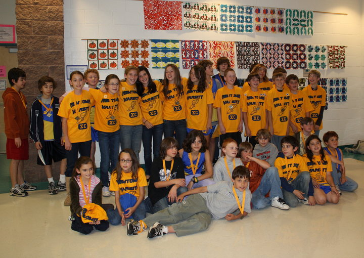 Middle School Stars T-Shirt Photo