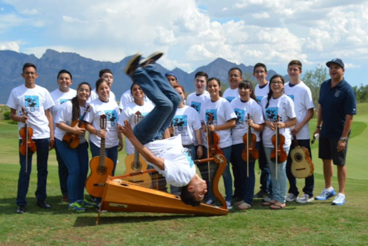 Mariachi Performance @ Annual Golf Tournament T-Shirt Photo
