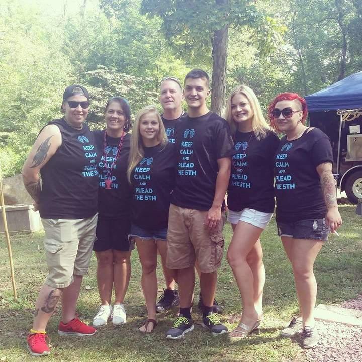 Palmerfest 2015 T-Shirt Photo