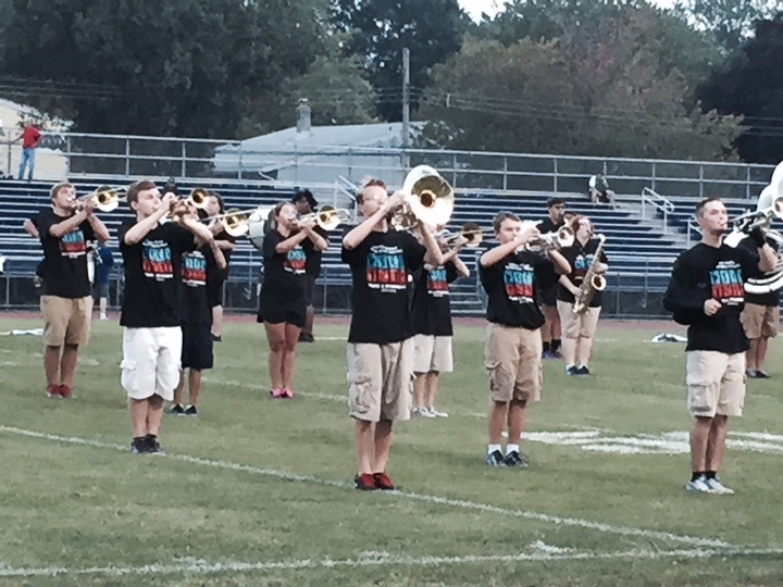 Um Marching Vikings~ Crime & Punishment 2015 T-Shirt Photo