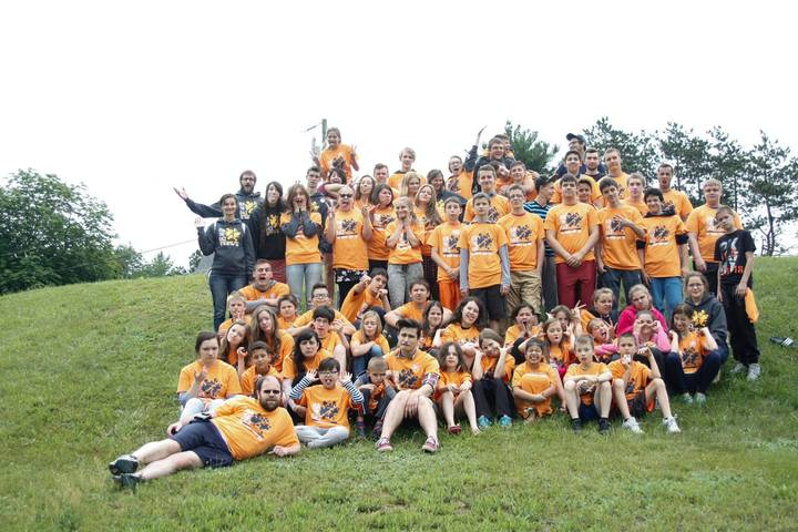 Ecc Summer Camp 2015 T-Shirt Photo
