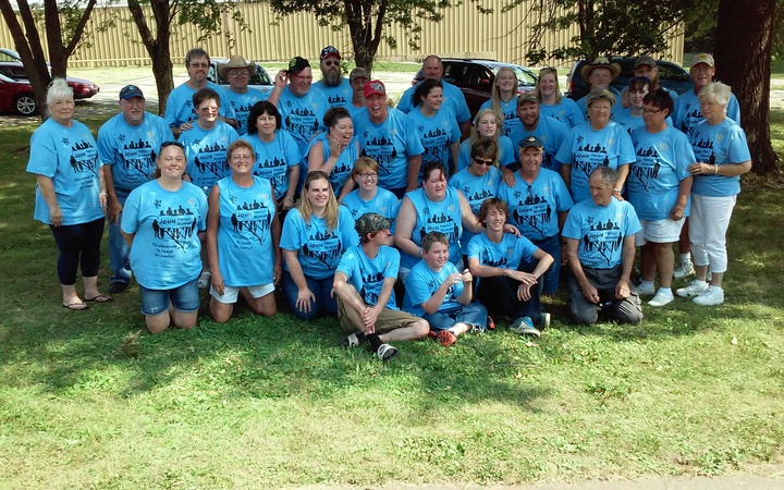30th John Family Reunion T-Shirt Photo