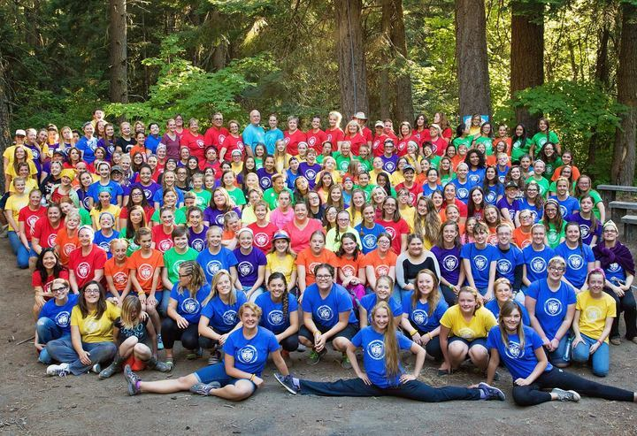 Camp Hero Group Pic T-Shirt Photo