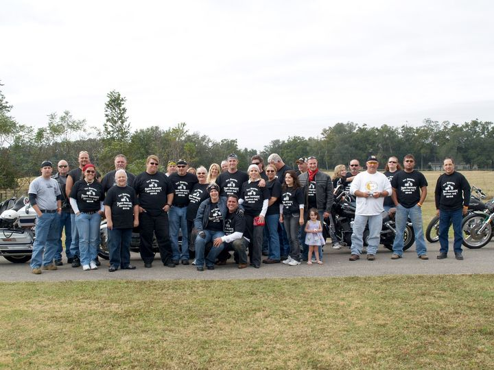 Frank Brabham Memorial Ride T-Shirt Photo