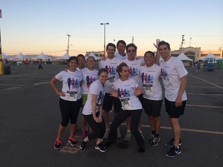 Fun Run T-Shirt Photo
