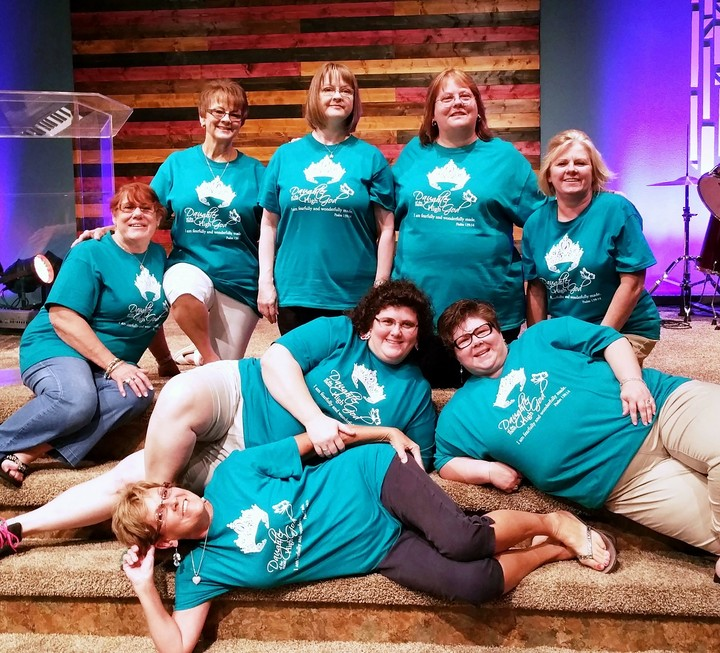 Swtx Pentecostal Church Of God Women's Encounter 2015 T-Shirt Photo