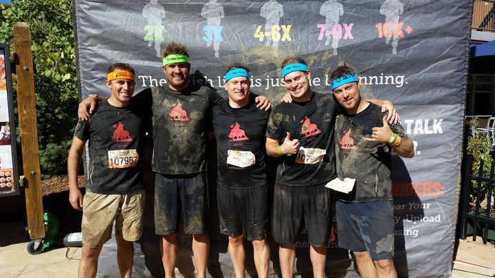 Mudder Legionnaires T-Shirt Photo