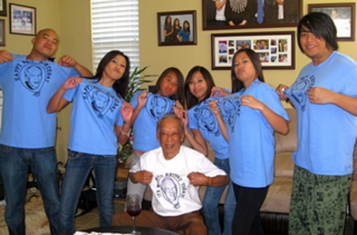 Our Cool Grandpa T-Shirt Photo