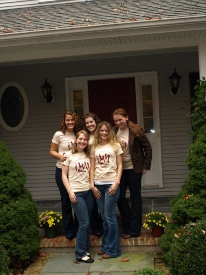 15 Chestnut Reunion T-Shirt Photo