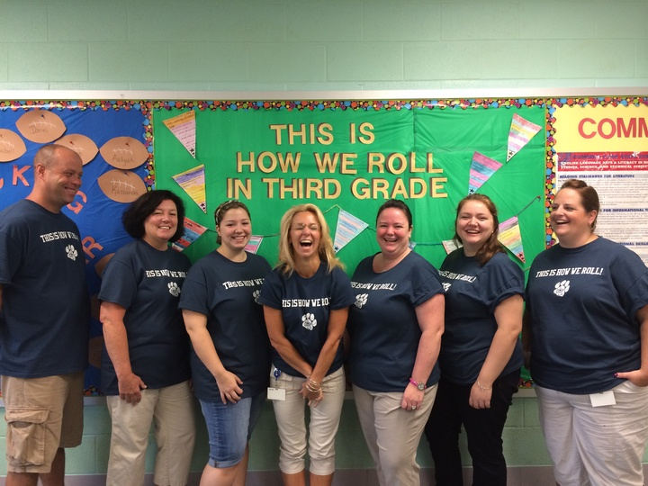 Team 3rd Grade! T-Shirt Photo