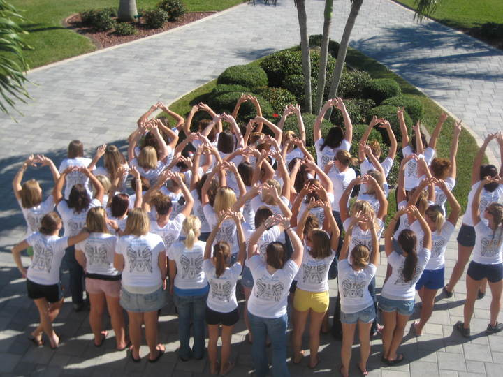 Sorority Sisters T-Shirt Photo