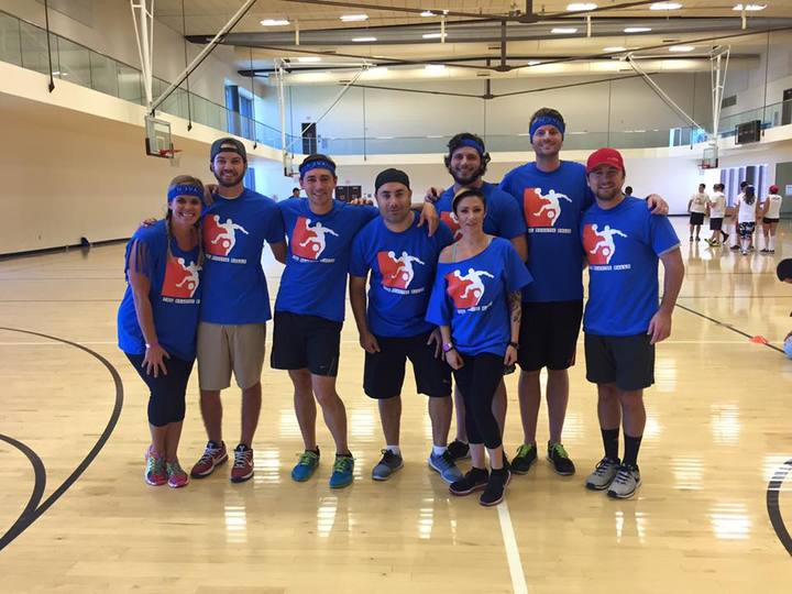 The Beastie Balls About To Take The Tournament! T-Shirt Photo