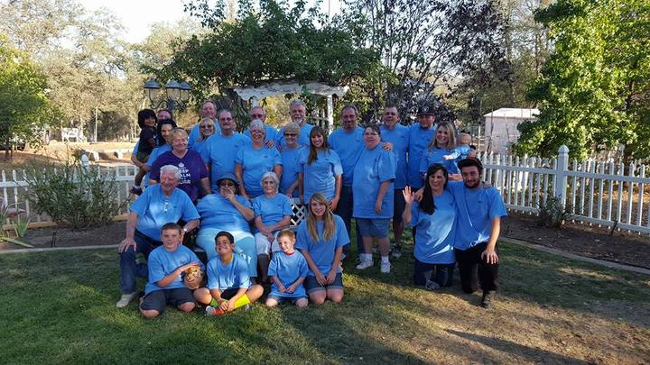 Furr Family Reunion 2015 T-Shirt Photo
