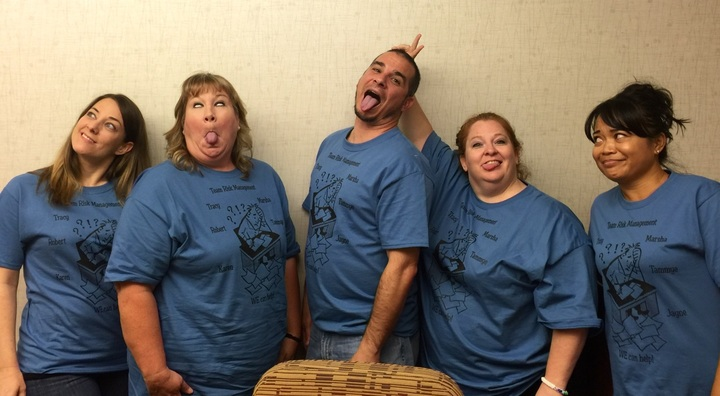 Trust Us! T-Shirt Photo