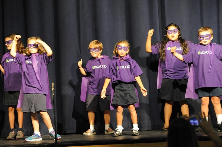 Purple Powerful 2nd Graders T-Shirt Photo
