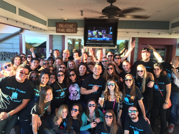 End Of Summer Pub Crawl 2015 T-Shirt Photo