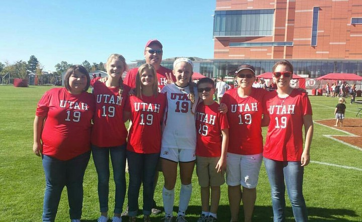 Utah Soccer T-Shirt Photo