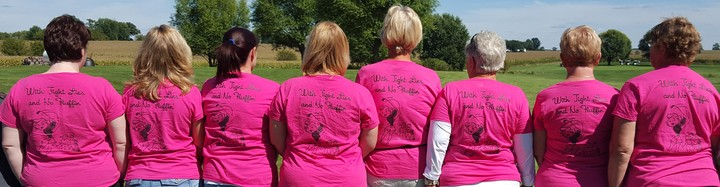 Happy Beavers Ladies League T-Shirt Photo