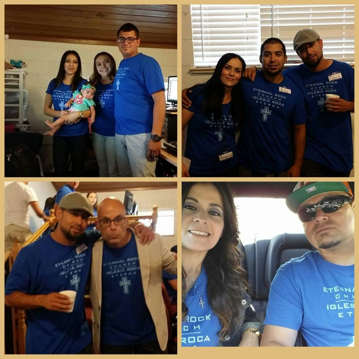 Our Team Loves The New Church T Shirts! T-Shirt Photo