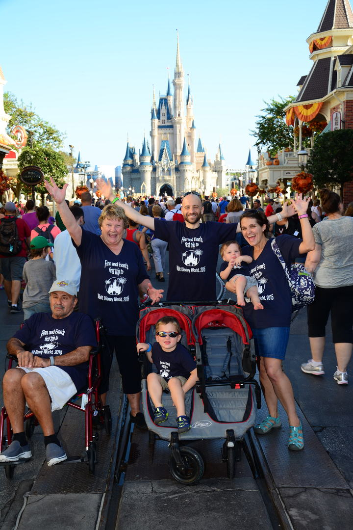 Walt Disney World T-Shirt Photo