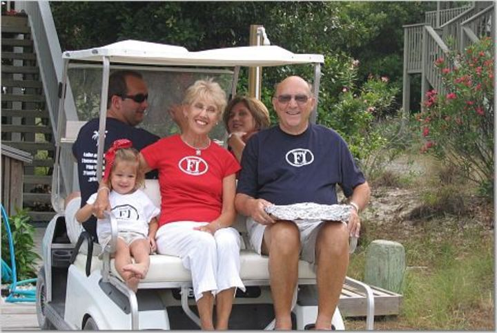 Cruising In Style T-Shirt Photo