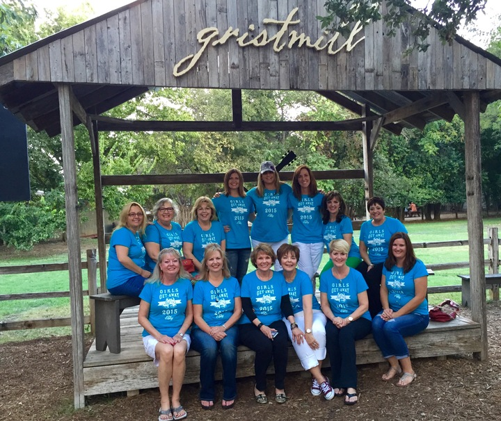 Ebby Southlake Girl's Getaway 2015 T-Shirt Photo