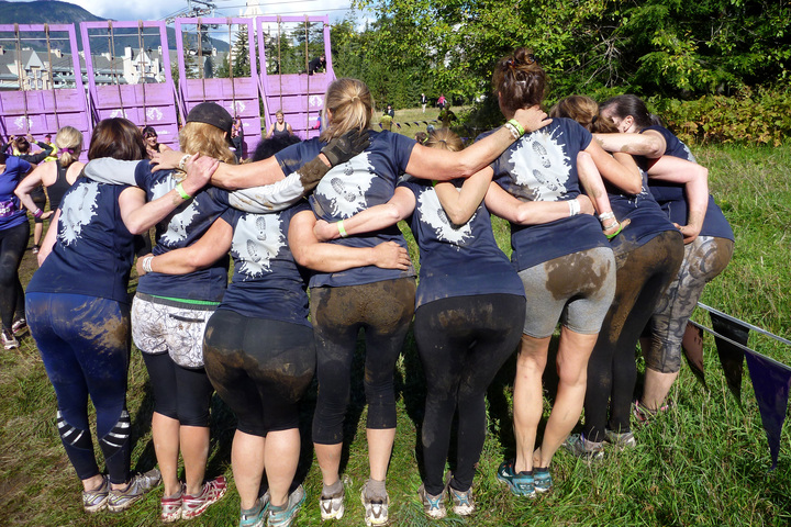 Sistas From Anudder Mudder   During The Race T-Shirt Photo