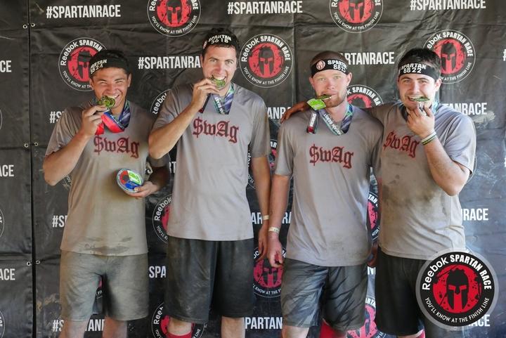 Spartans T-Shirt Photo