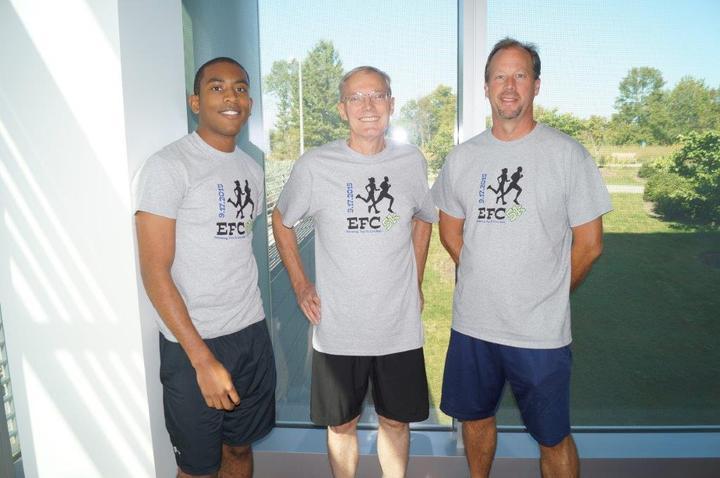 5k Finishers T-Shirt Photo