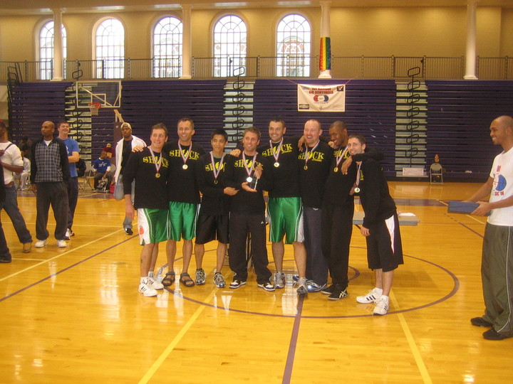 Sf Shock Win National Tournament! T-Shirt Photo