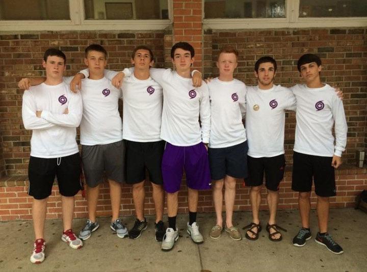 Senior Men Class Of 2016 T-Shirt Photo