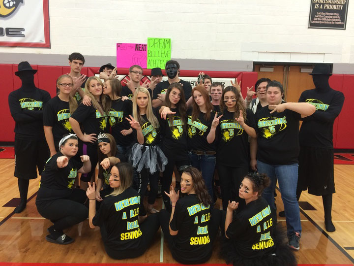 Senior Pride Homecoming 2015 T-Shirt Photo