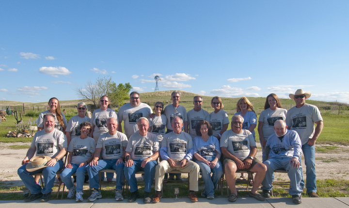 Potter Family Reunion T-Shirt Photo