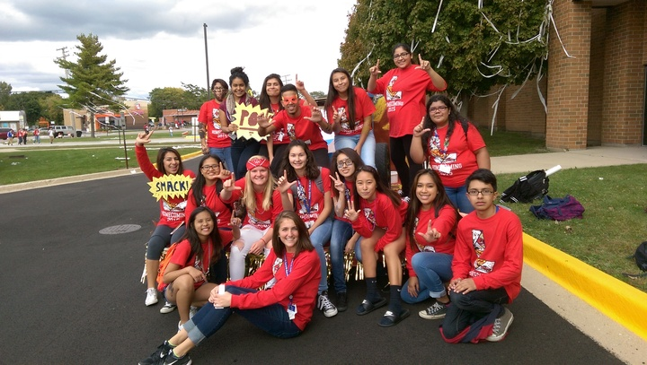 Homecoming Parade 2015 T-Shirt Photo