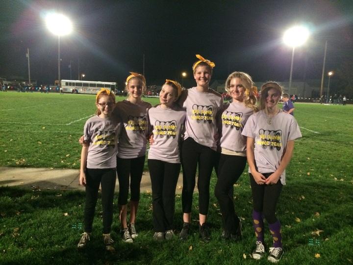 Big Sandy Dance Team T-Shirt Photo