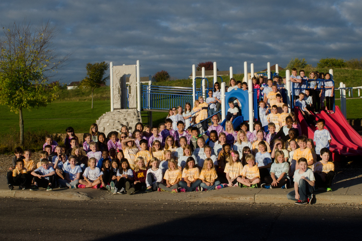Fourth Grade Rocks! T-Shirt Photo