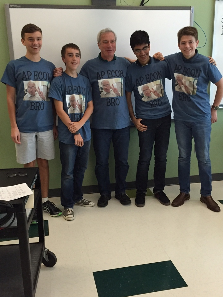 Ap Econ Wakefield  T-Shirt Photo