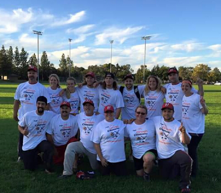 Co Ed Champs T-Shirt Photo