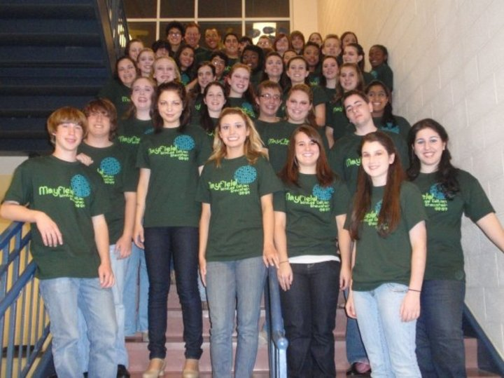 Ltd Show Choir T-Shirt Photo