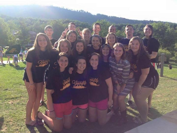 Young Life Camp Rockbridge T-Shirt Photo