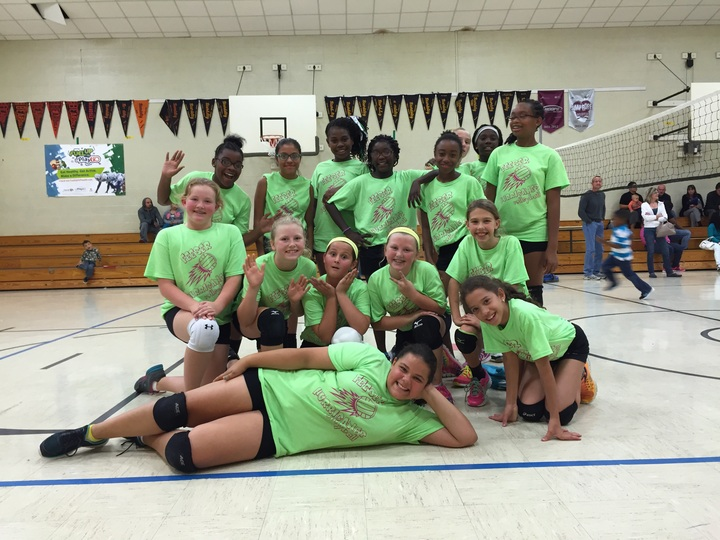 Fantastic Feeser Volleyball  T-Shirt Photo