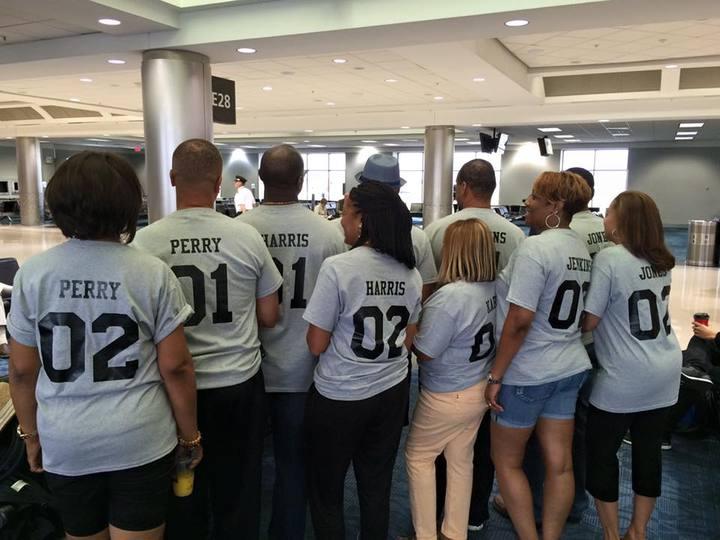 Team Yasi! T-Shirt Photo